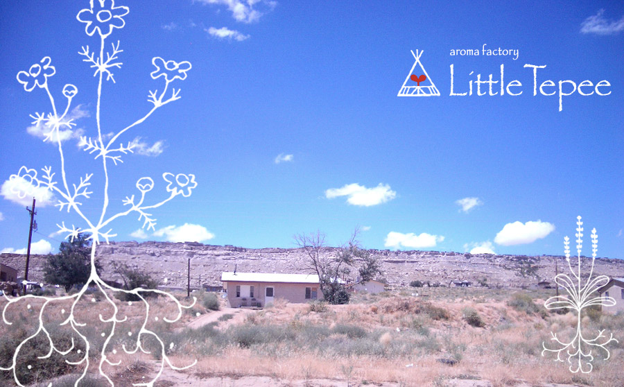 aroma factory LittleTepee official web site